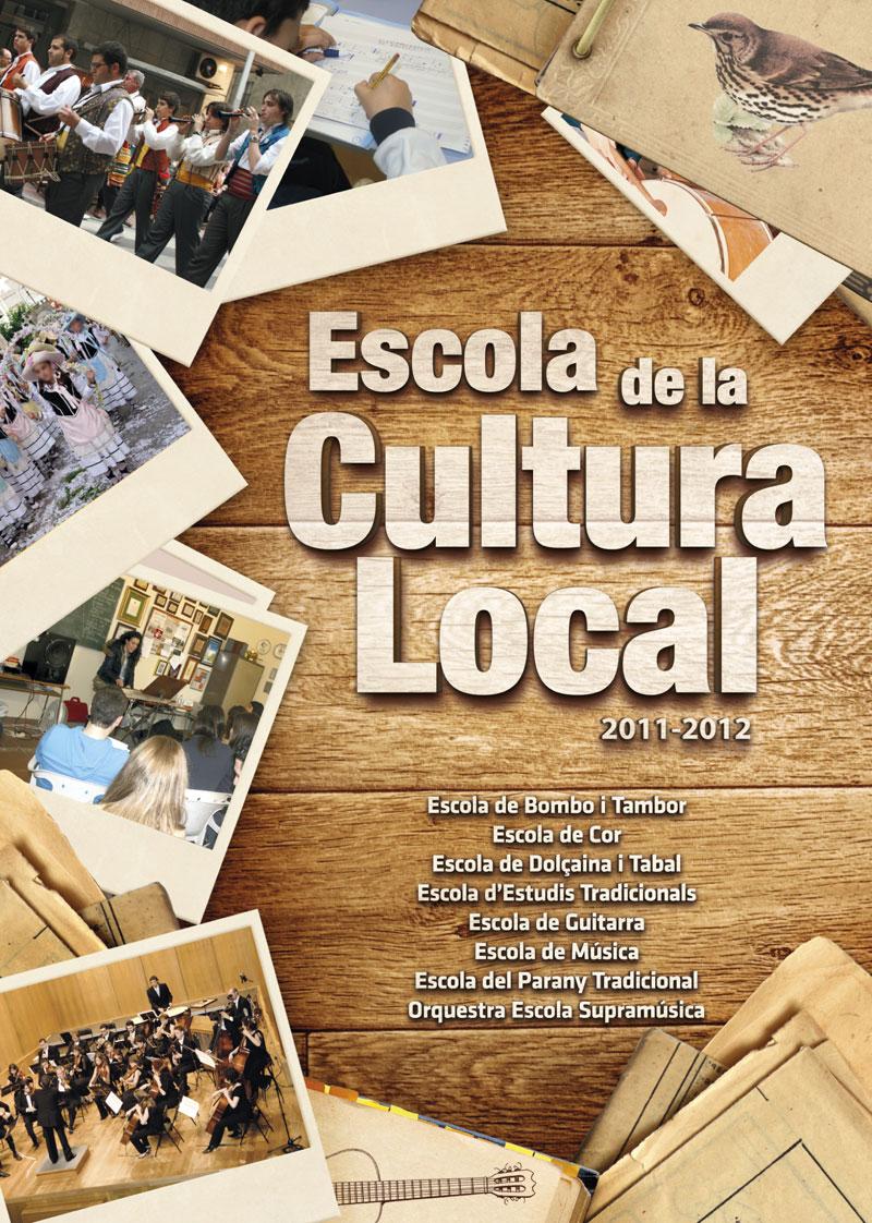 Escuela de la Cultura Local 2012