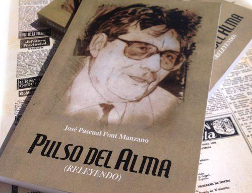 Diseño y maquetación del libro Pulso del Alma