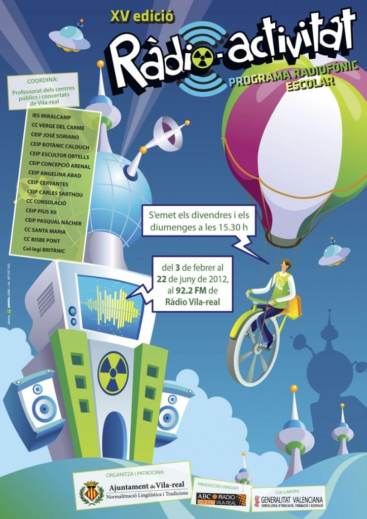 programación de Ràdio-Activitat 2012