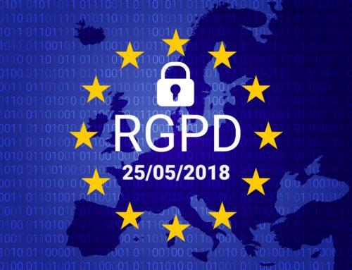 ¡Nos adaptamos al nuevo reglamento europeo de protección de datos!