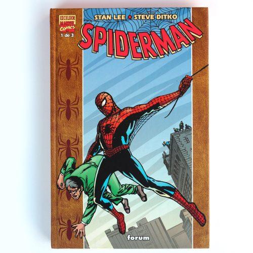 Spiderman de Stan Lee y Steve Ditko vol. 1