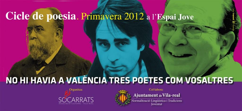 ciclo de poesía de Vila-real