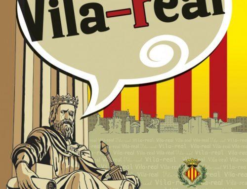 """Diseño campaña """"El nombre es Vila-real"""""""