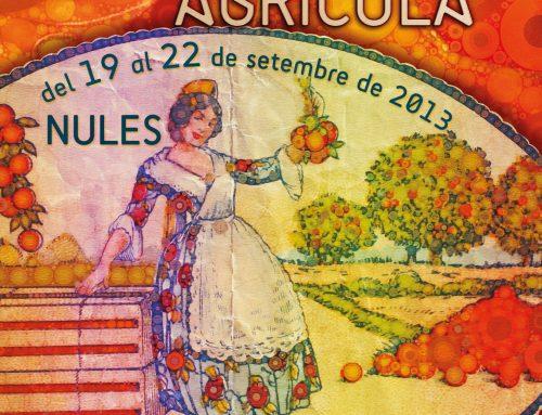 Feria de Ganadería y Maquinaria Agrícola de Nules