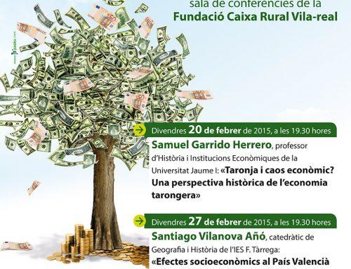 IV Ciclo de Conferencias sobre Economía y Sociedad