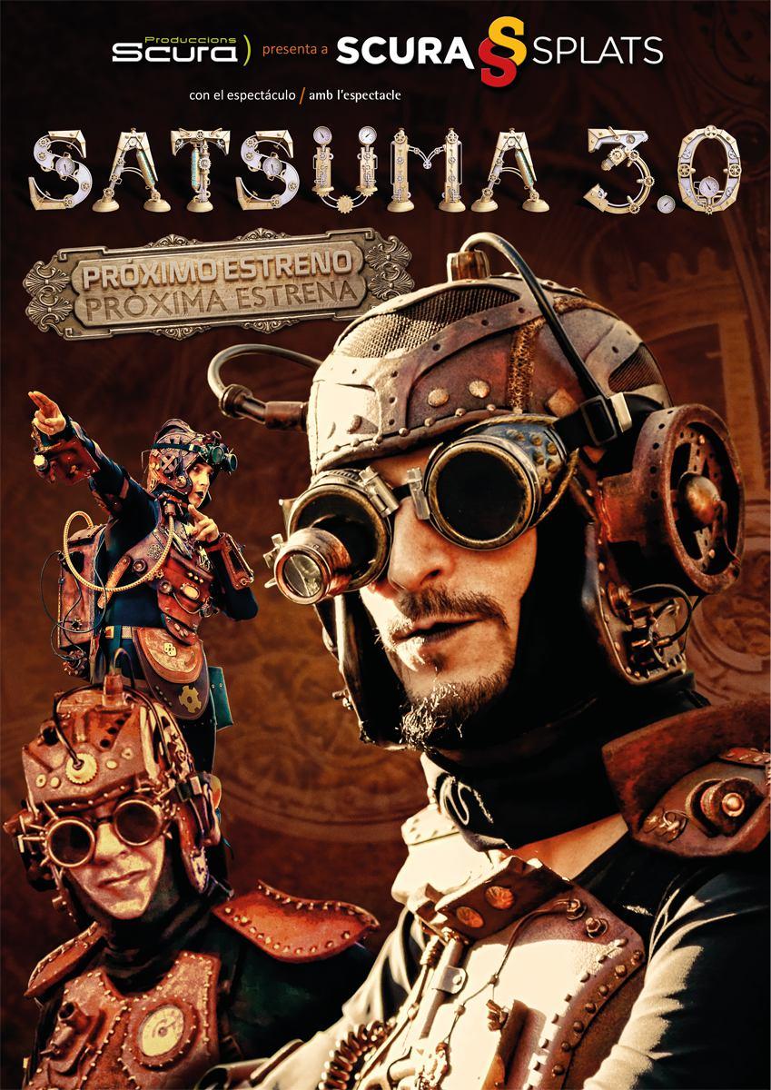Satsuma 3.0 delante