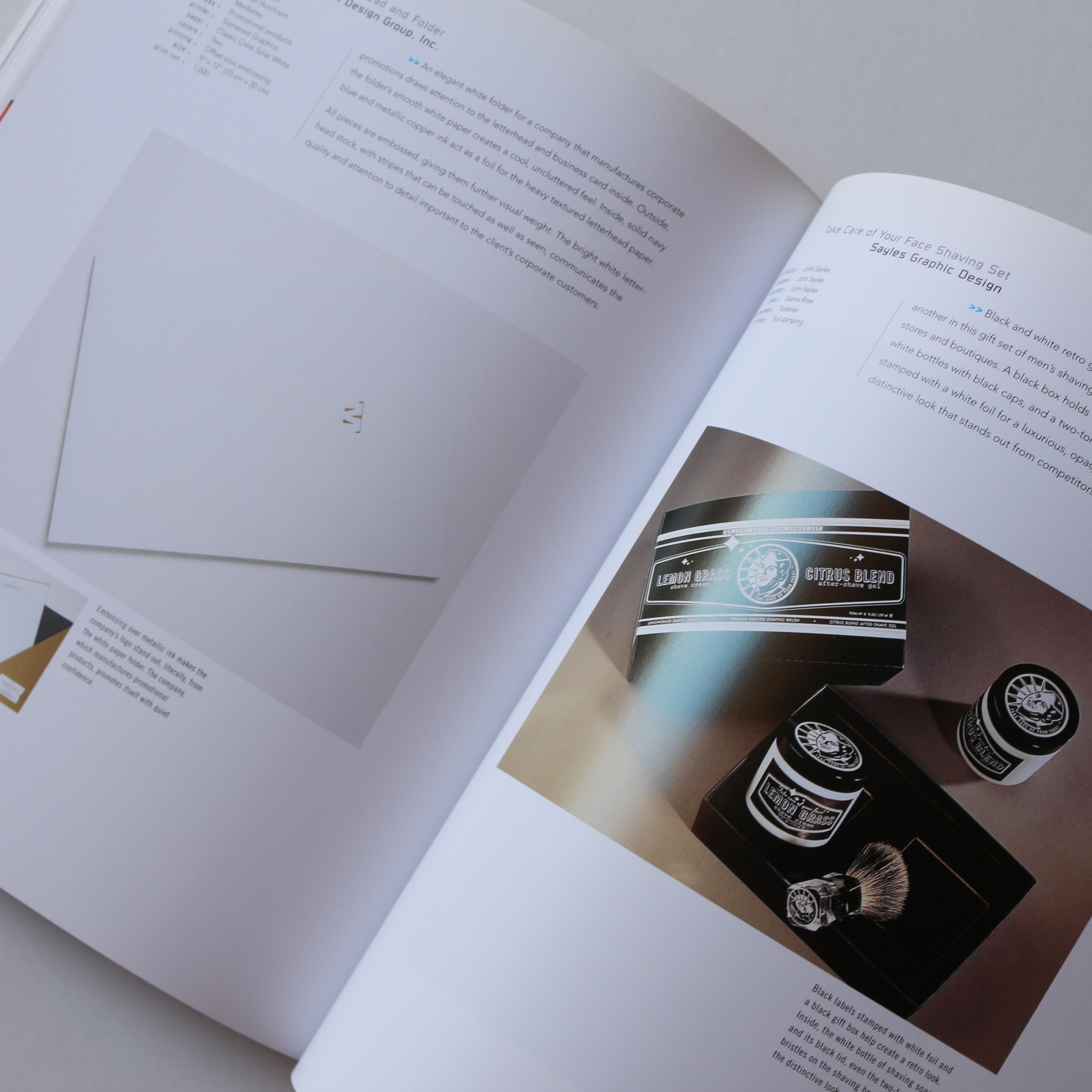 """libro """"White Graphics"""" a la venta"""