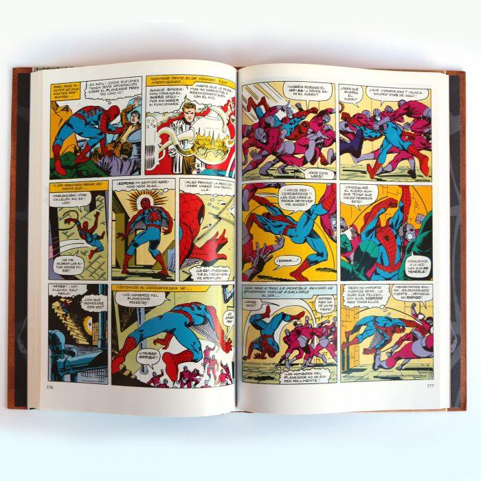 Spiderman de Stan Lee y Steve Ditko vol. 3