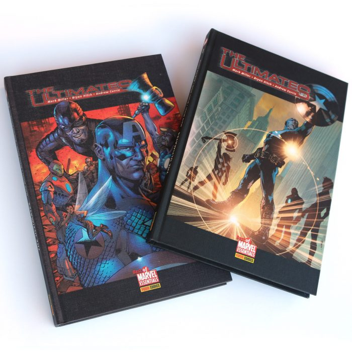 Ultimates vol.1 y 2