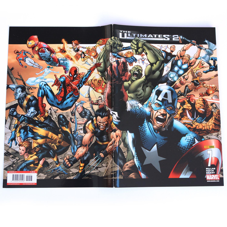 Ultimates 2 colección completa