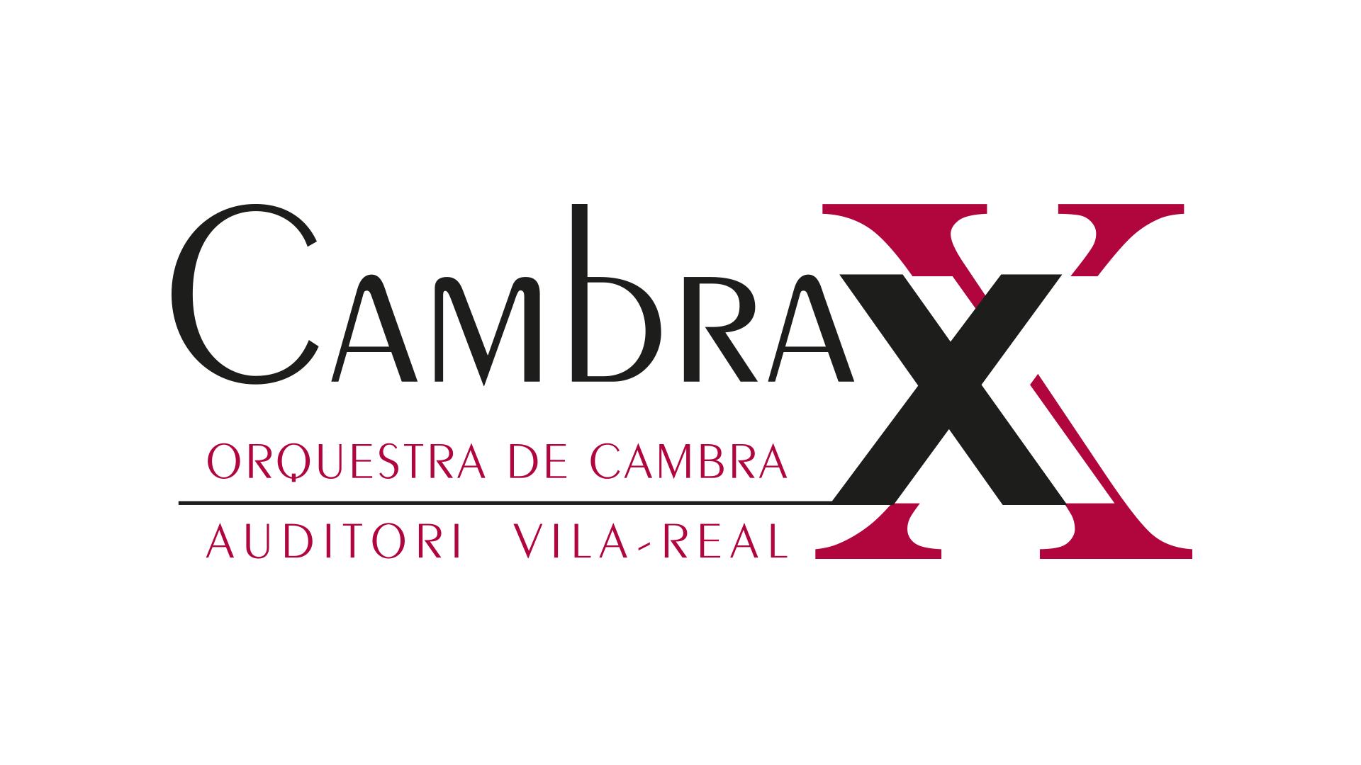 Marca Cambra XX, orquesta de cámara del Auditorio de Vila-real