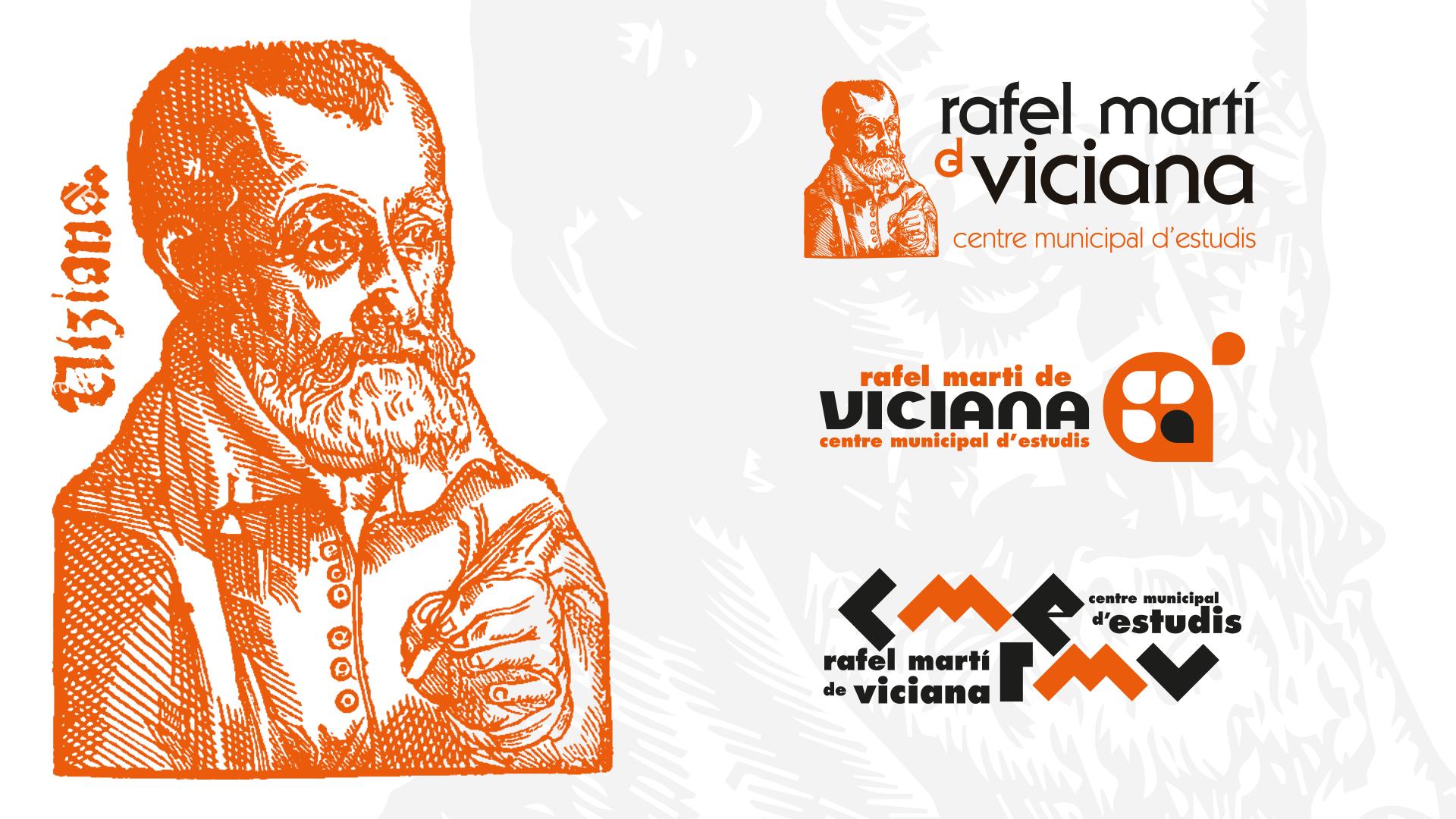 Bocetosa marca Centre Municipal d'Estudis Rafel Martí de Viciana