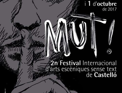 Diseño del cartel y otros elementos publicitarios de MUT 2017