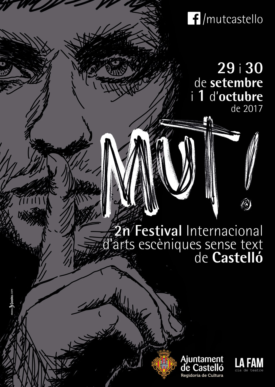 MUT! 2n Festival Internacional d'arts escèniques sense text de Castelló