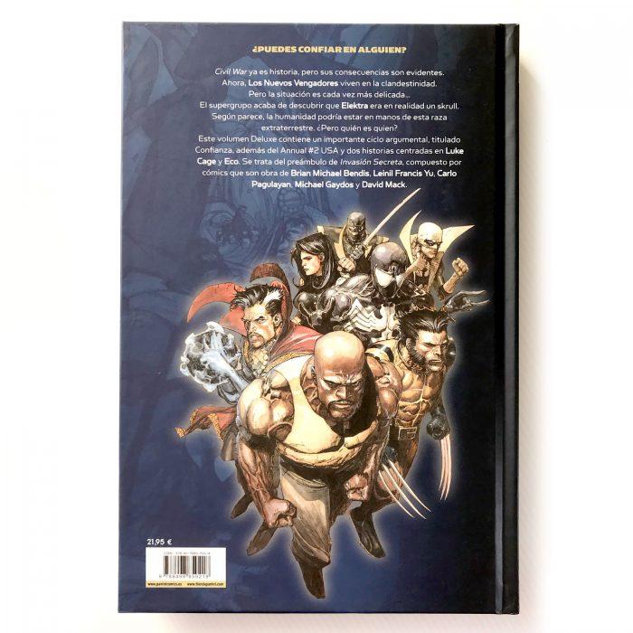 Los Nuevos Vengadores 7 de Brian Michael Bendis