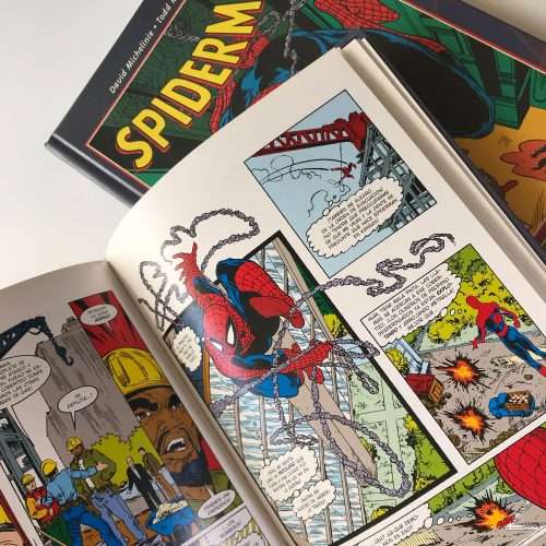 Best of Marvel Essentials: Spiderman, de David Michelinie y Todd McFarlane