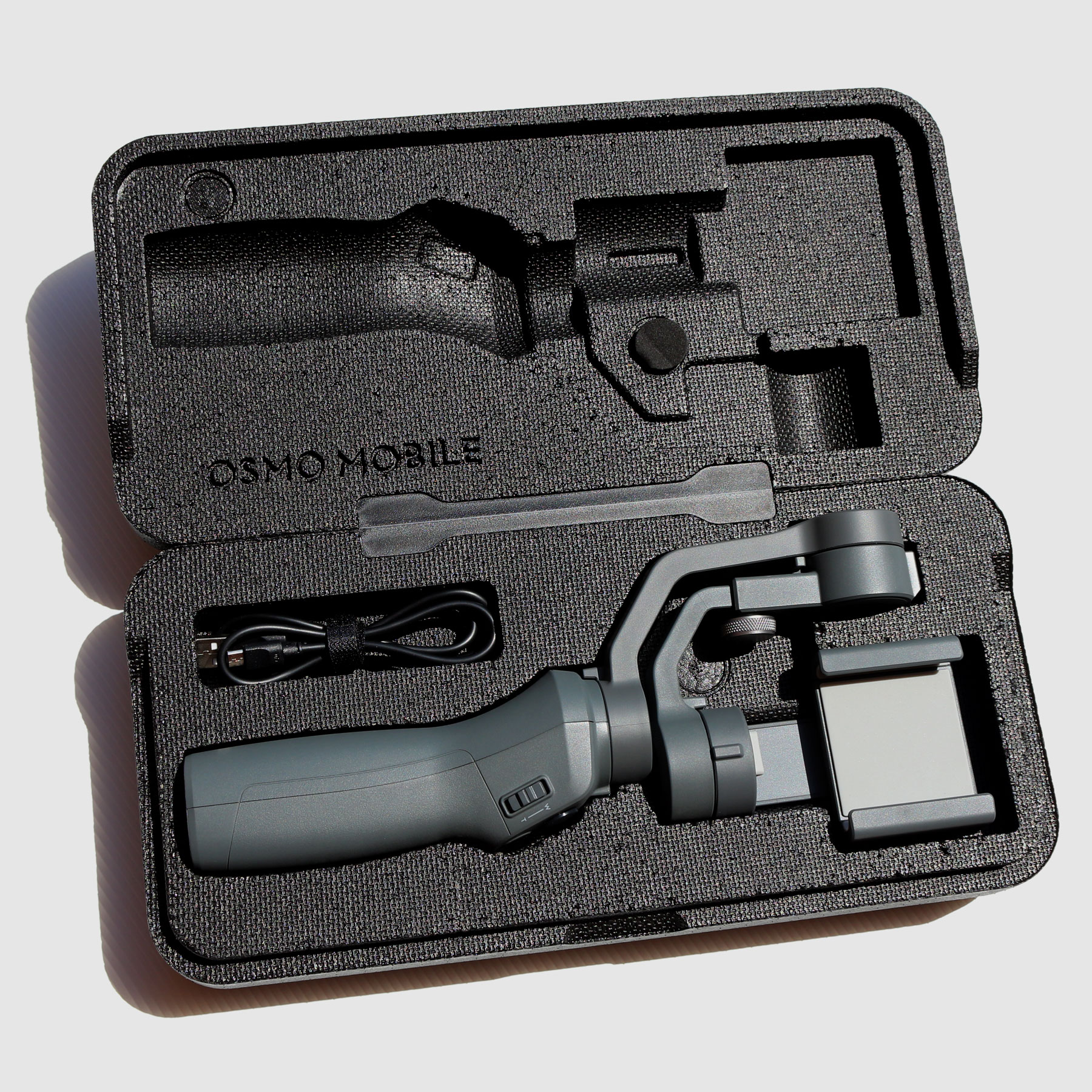 DJI Osmo Mobile 2 Estabilizador de imagen