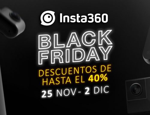 Cámaras Insta360, ofertas del Black Friday