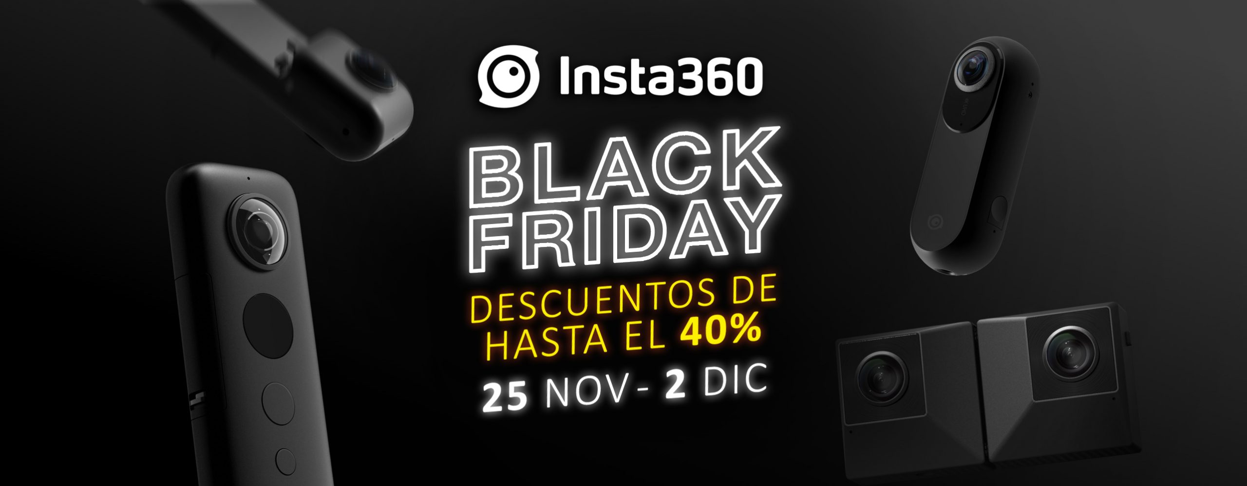 Insta360 Black Friday