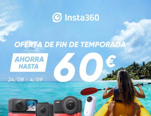 Insta360 – Ofertas de final de temporada